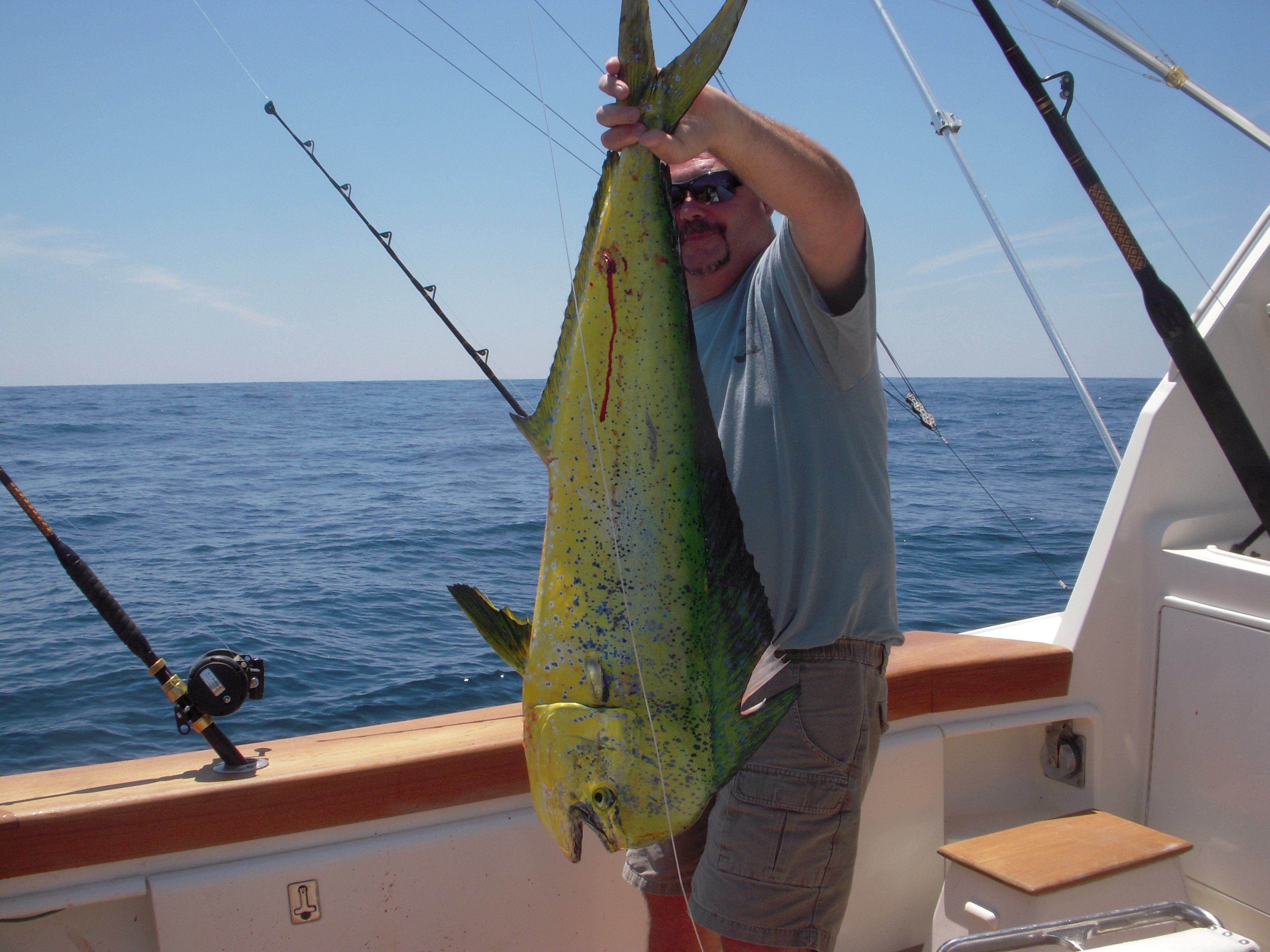 Kensdock report fish cape may county now ken 39 s dock for Cape may fishing report